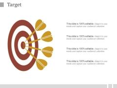 Target Ppt PowerPoint Presentation Design Ideas