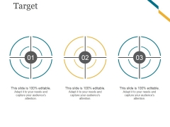 Target Ppt PowerPoint Presentation File Shapes