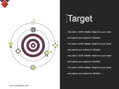Target Ppt PowerPoint Presentation Gallery Deck