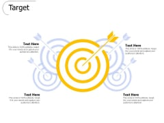 Target Ppt PowerPoint Presentation Gallery Inspiration