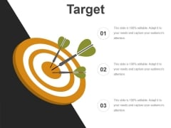 Target Ppt PowerPoint Presentation Gallery Professional