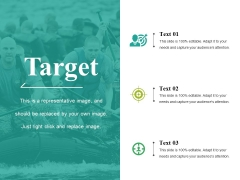 Target Ppt PowerPoint Presentation Icon File Formats