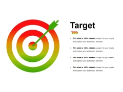 Target Ppt PowerPoint Presentation Icon Guidelines