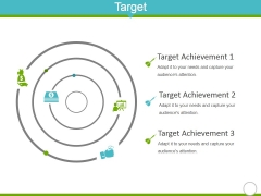 Target Ppt PowerPoint Presentation Icon Introduction