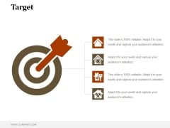 Target Ppt PowerPoint Presentation Icon Layouts