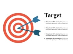 Target Ppt PowerPoint Presentation Icon Show