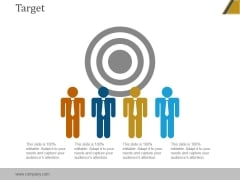 Target Ppt PowerPoint Presentation Icon