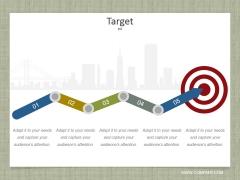Target Ppt PowerPoint Presentation Infographic Template Smartart