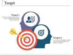 Target Ppt PowerPoint Presentation Inspiration Model