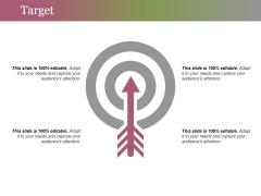 Target Ppt PowerPoint Presentation Layouts Graphics Tutorials