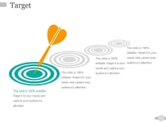 Target Ppt PowerPoint Presentation Model Guide