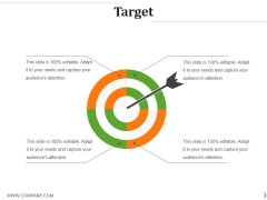 Target Ppt PowerPoint Presentation Model Pictures