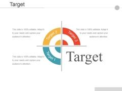 Target Ppt PowerPoint Presentation Model Sample