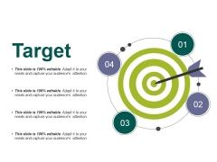 Target Ppt PowerPoint Presentation Model Tips