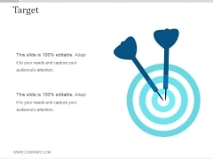 Target Ppt PowerPoint Presentation Outline