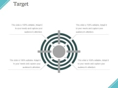 Target Ppt PowerPoint Presentation Outline Slides