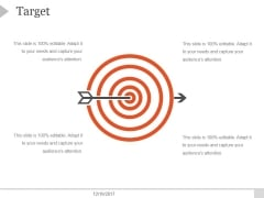 Target Ppt PowerPoint Presentation Picture