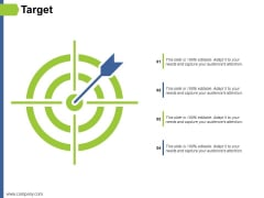 Target Ppt PowerPoint Presentation Portfolio Structure