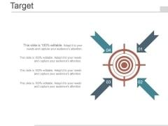 Target Ppt PowerPoint Presentation Professional