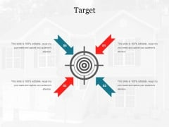 Target Ppt PowerPoint Presentation Professional Summary