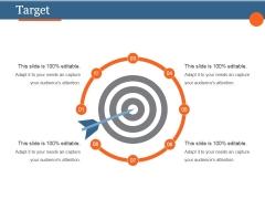 Target Ppt PowerPoint Presentation Sample