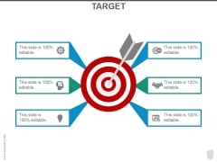 Target Ppt PowerPoint Presentation Shapes