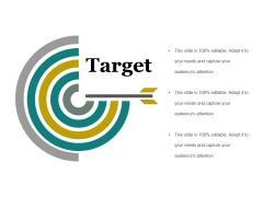 Target Ppt PowerPoint Presentation Slides