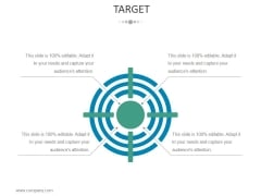 Target Ppt PowerPoint Presentation Styles Show
