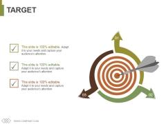 Target Ppt PowerPoint Presentation Summary Designs Download