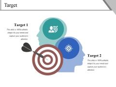 Target Ppt PowerPoint Presentation Summary Mockup