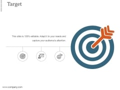 Target Ppt PowerPoint Presentation Summary