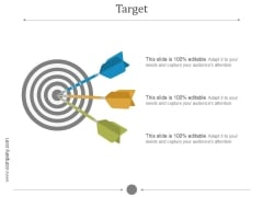 Target Ppt PowerPoint Presentation Template