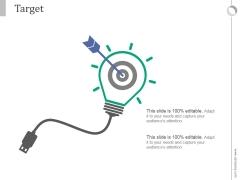 Target Ppt PowerPoint Presentation Templates