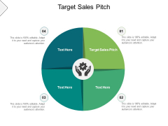 Target Sales Pitch Ppt PowerPoint Presentation Inspiration Master Slide Cpb