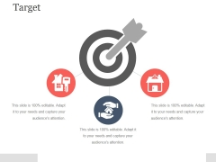 Target Template 1 Ppt PowerPoint Presentation Shapes
