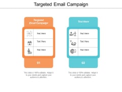 targeted email campaign ppt powerpoint presentation layouts maker cpb