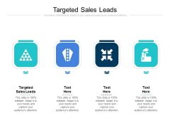 Targeted Sales Leads Ppt PowerPoint Presentation Portfolio Templates Cpb