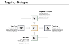 Targeting Strategies Ppt Powerpoint Presentation Show Graphics Cpb