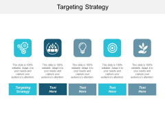 Targeting Strategy Ppt PowerPoint Presentation Inspiration Rules Cpb