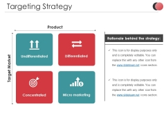 Targeting Strategy Ppt PowerPoint Presentation Visual Aids Background Images
