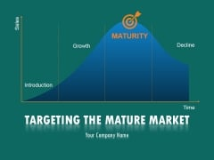 Targeting The Mature Market Ppt PowerPoint Presentation Complete Deck With Slides