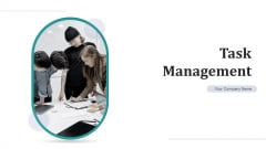Task Management Analysis Measurement Ppt PowerPoint Presentation Complete Deck With Slides