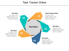 Task Tracker Online Ppt PowerPoint Presentation Pictures Portrait Cpb