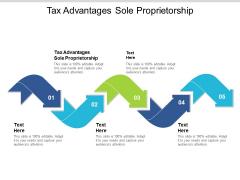 Tax Advantages Sole Proprietorship Ppt PowerPoint Presentation Outline Structure Cpb