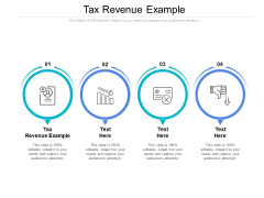 Tax Revenue Example Ppt PowerPoint Presentation Inspiration Tips Cpb