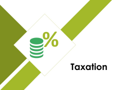 Taxation Ppt PowerPoint Presentation Introduction