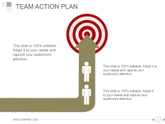 Team Action Plan Ppt PowerPoint Presentation Model