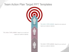 Team Action Plan Target Ppt PowerPoint Presentation Template