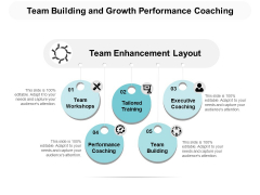 Team Building And Growth Performance Coaching Ppt PowerPoint Presentation Icon Styles