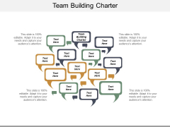 Team Building Charter Ppt PowerPoint Presentation Gallery Topics Cpb
